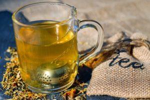Thé, aliment minceur et diététique